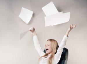Befreien Sie sich von lästigen papierbasierten Prozessen