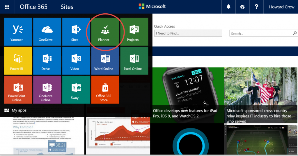 Office-365-Planner-App