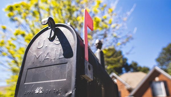 postkasten Banner