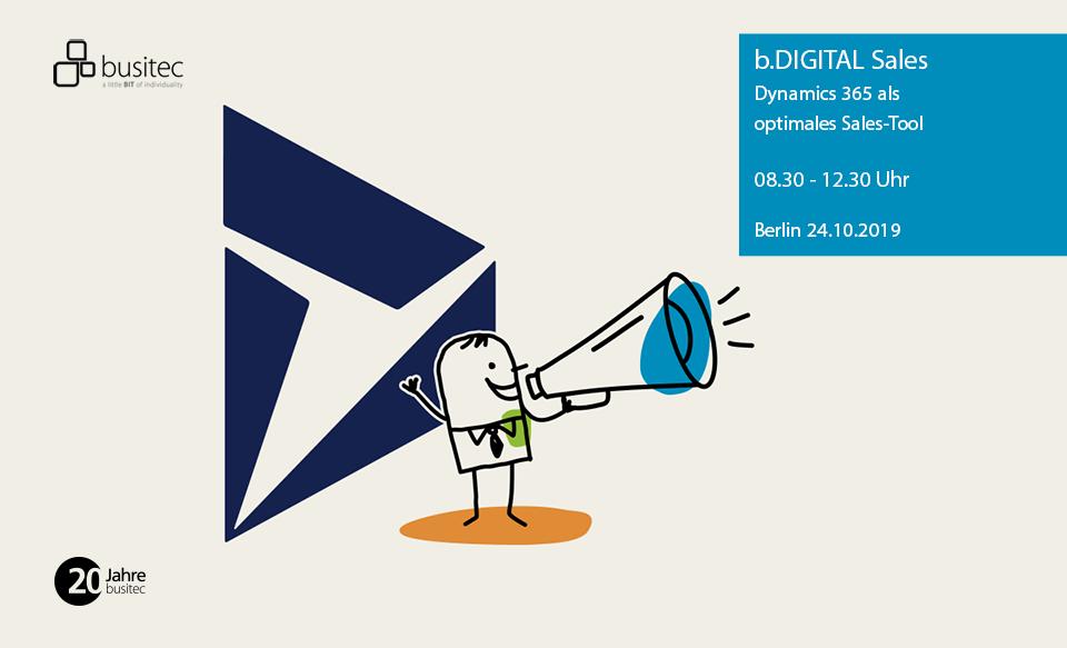 Event, Sales, Vertrieb, Dynamics 365, Microsoft, CRM, Berlin, Tool