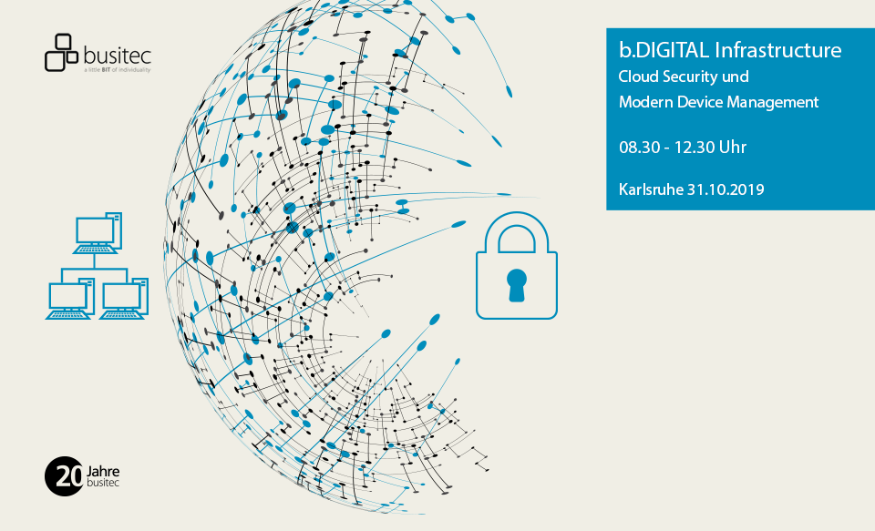Event, Cloud, Security, Modern Device Management, Karlsruhe