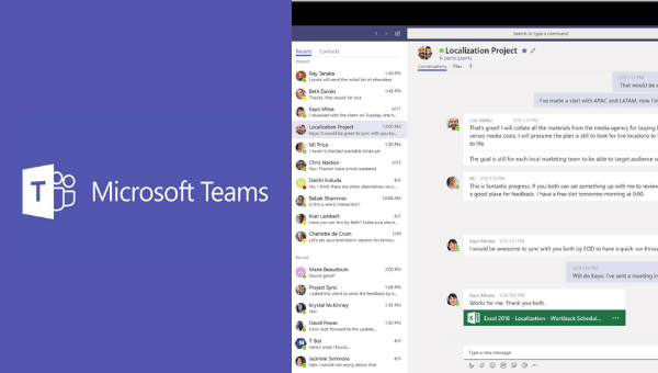 Tipps zur Kommunikation in Microsoft Teams