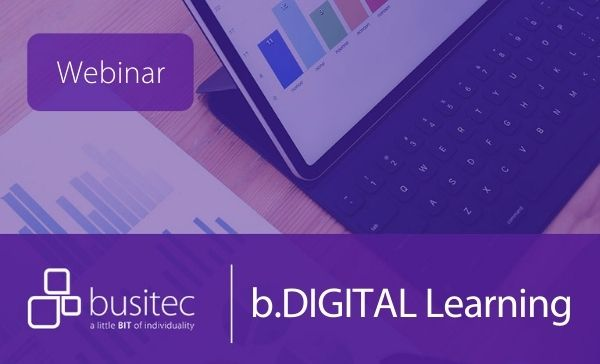 b.DIGITAL Learning Webinar