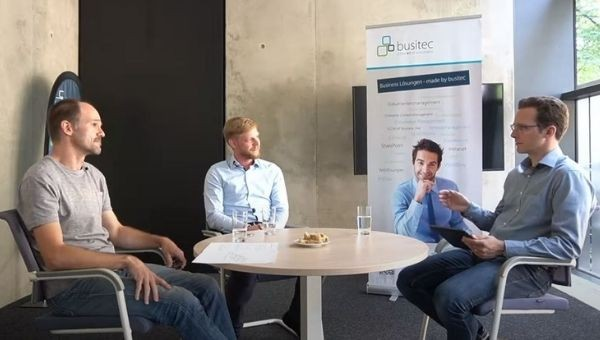 Interview mit busitec zum Thema User Adoption