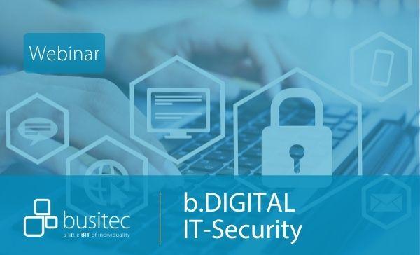 Webinar IT-Security