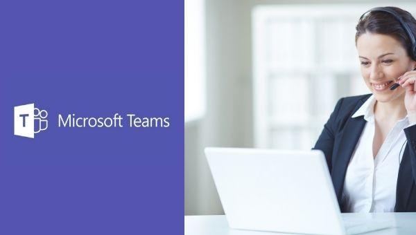 Telefonie mit Microsoft Teams