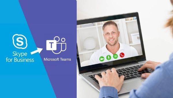 Skype for Business zu MS Teams