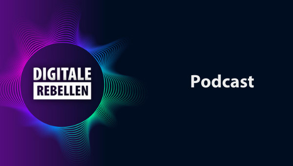 "Podcast ""Digitale Rebellen"" von busitec über Digitalisierung und digitale Transformation"