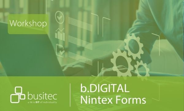 Workshop Nintex Forms