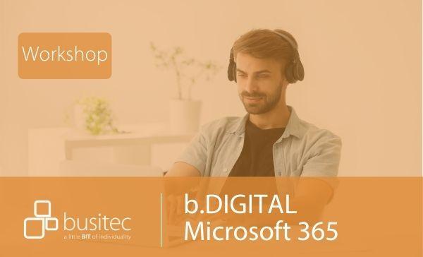 Workshop - Agiles Arbeiten mit Tools von Microsoft 365