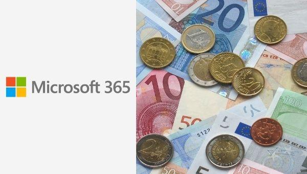 Preiserhöhung bei Microsoft 365
