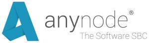 Logo anynode Session Border Controller für Managed SBC